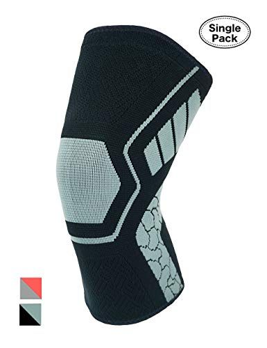 39294867df Atercel Knee Support, Knee Brace Compression Sleeve for Arthritis, Meniscus  Tear, Running, Hiking, Basketball and More - for Men Women