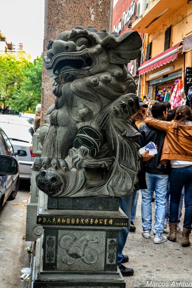 MisteriosaBsAs: Barrio Chino / China Town #ChinaTown #BarrioChino #BuenosAires