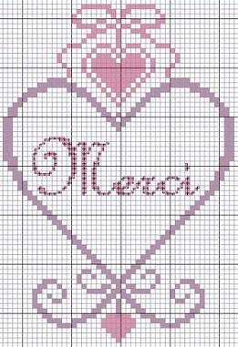Coeur merci - ZAZA4.CANALBLOG Un coeur pour te dire Merci