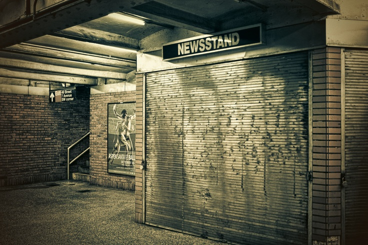42nd street Subway Station,New York