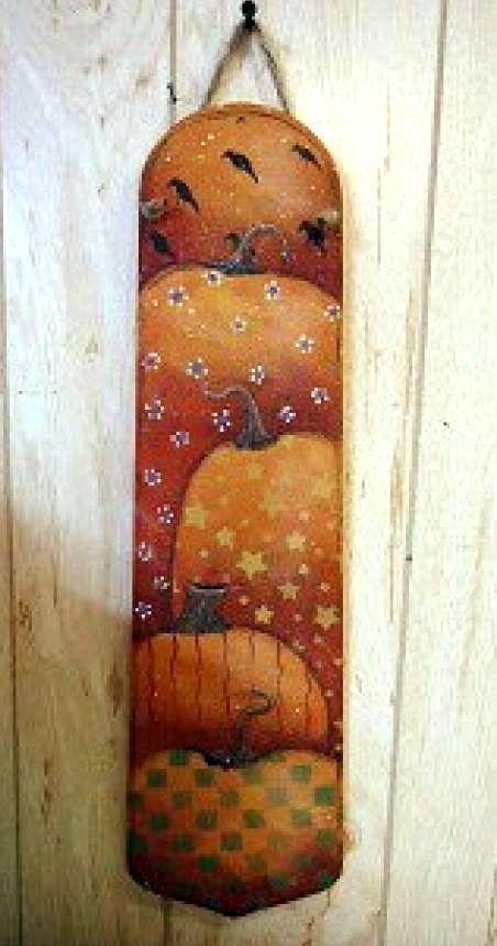 Pumpkin Fan Blade E-Pattern                              …