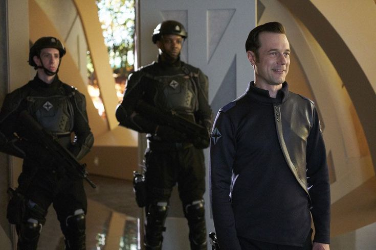 KILLJOYS Season 2 Episode 8 Photos Full Metal Monk via @seat42f