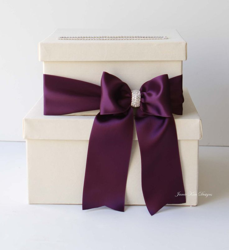 Gift Card Holder For Wedding : Wedding Card Box Money Box Gift Card Holder Wedding, Gift cards and ...