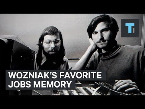 Tech Insider: Steve Wozniak tells us one of his favorite stories about Steve Jobs