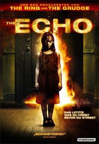 DVD Cover 'The Echo'