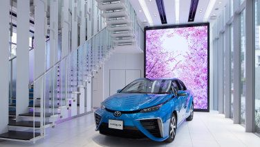 Toyota offering $4.2 billion in stock to fund Mirai, new hybrids