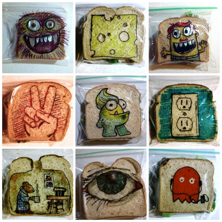 sandwiches originales - Buscar con Google