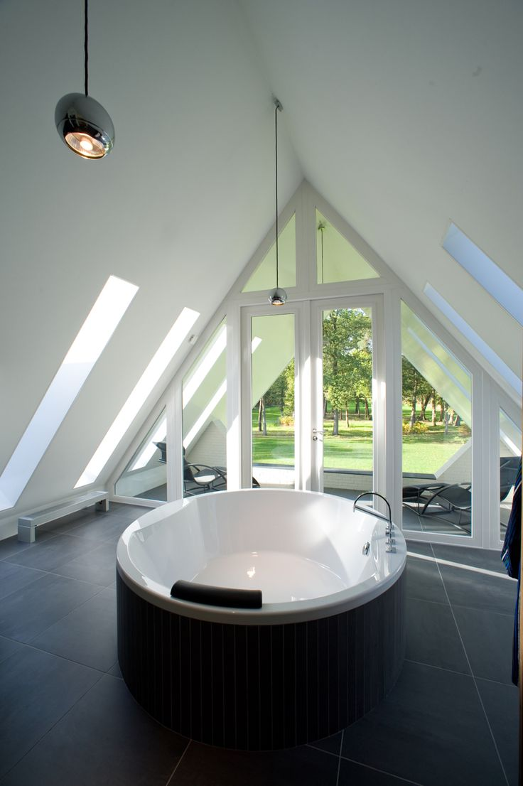 Interieur by VAN DER LINDE ARCHITECTEN
