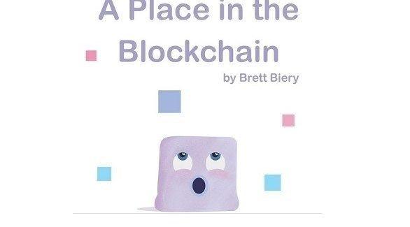 تم إصدار أول قصة أطفال عن تقنية البلوك تشين و العملات الرقمية المشفرة وهي A Place In The Blockchain تفسر للأطفال و Electronic Products Earbuds Blockchain