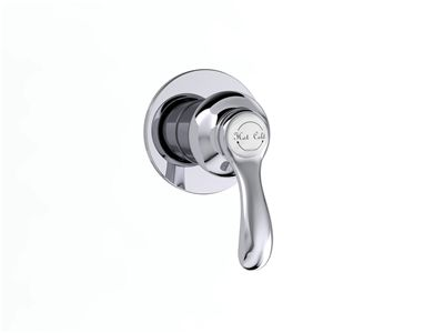 Fairfax Shower or Bath Mixer - 40mm    Features:    Metal construction  Ceramic disc valve  Suitable for mains pressure  KOHLER finishes resist tarnishing and corrosion