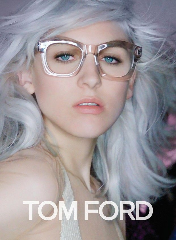 Tom Ford Spring Summer 2016 by Nick Knight