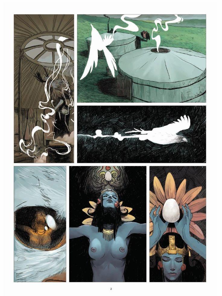 Temudjin (Antoine Ozanam  Antoine Carrion) page 2