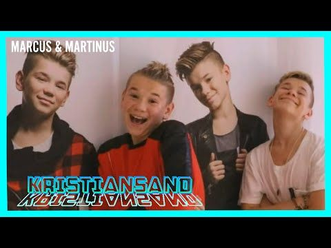 Marcus and Martinus - Solkrem (funny moments) - YouTube