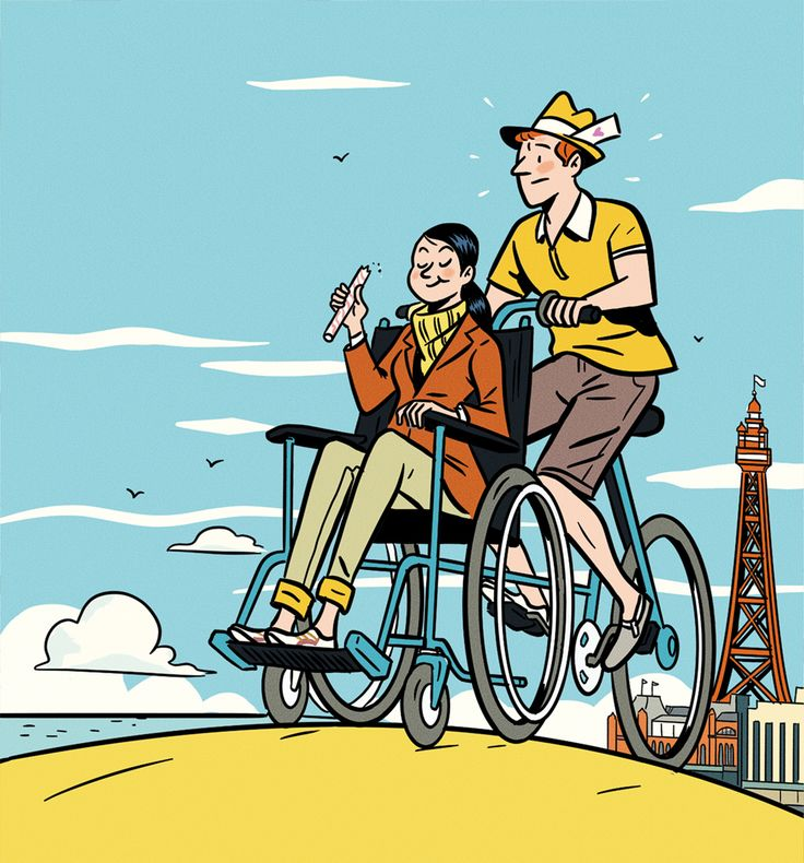 A series of illustrations for Cycling Plus magazine