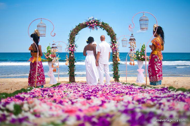 #Bali, #Beachwedding #baliwedding #beach #wedding
