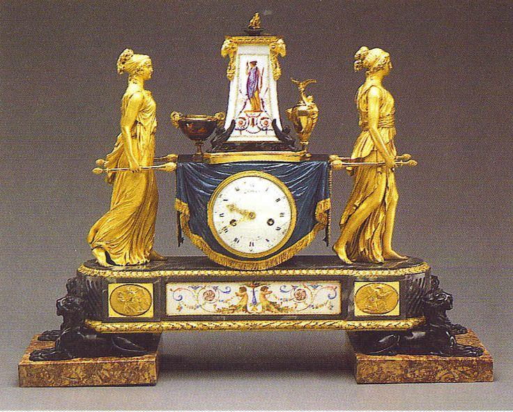 Reloj que perteneció a María Antonieta