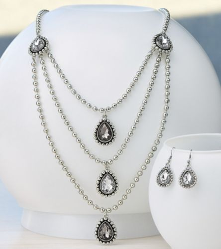 26 best three strand necklace ideas images on