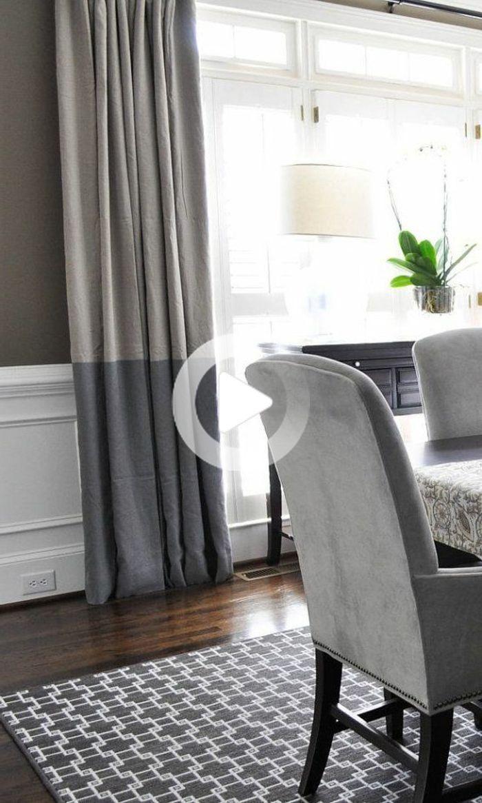 Gardinen Ideen Inspiriert Von Den Letzten Gardinen Trends In 2020 Curtains Living Room Curtains Color Block Drapery Panels