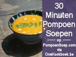 Pompoensoep recepten
