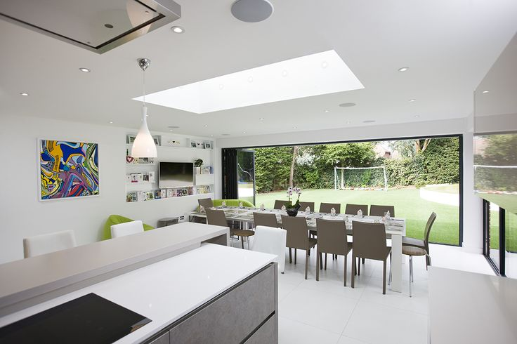 Add daylight & fresh air to your home extension with Sunsquare Aero flat roof windows. These high spec kitemarked rooflights will add comfort & value to your home.