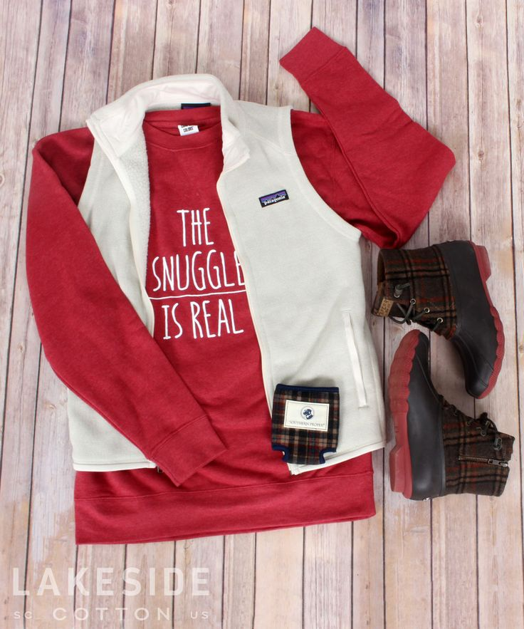 All your favorite brands & looks from Lakeside Cotton! Patagonia, Southern Proper, Sperry and more!
