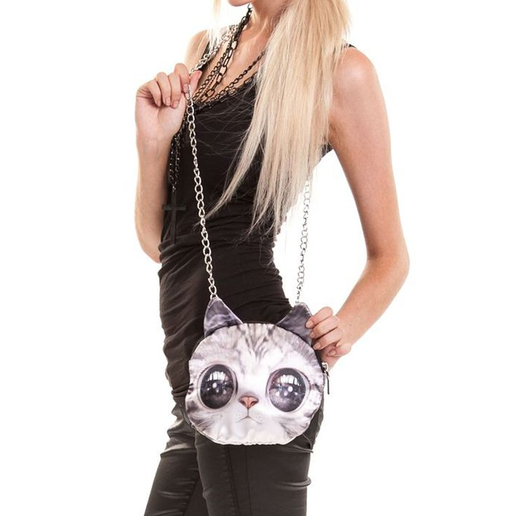 Cupcake Cult Cute Kitty bag - € 17,99