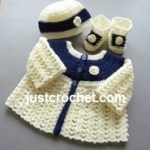 Free Crochet Patterns - justcrochetblog  Several different baby patterns on this page.