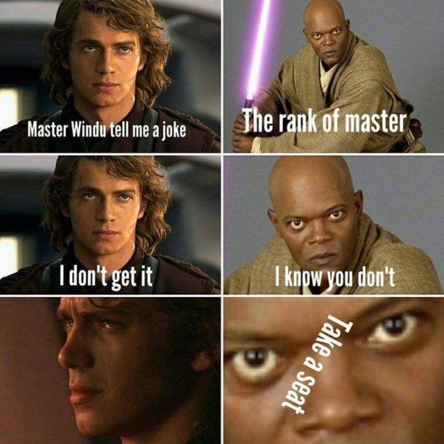 The Star Wars Memes 50 Pics Funnyfoto Star Wars Jokes Star Wars Memes Star Wars Humor