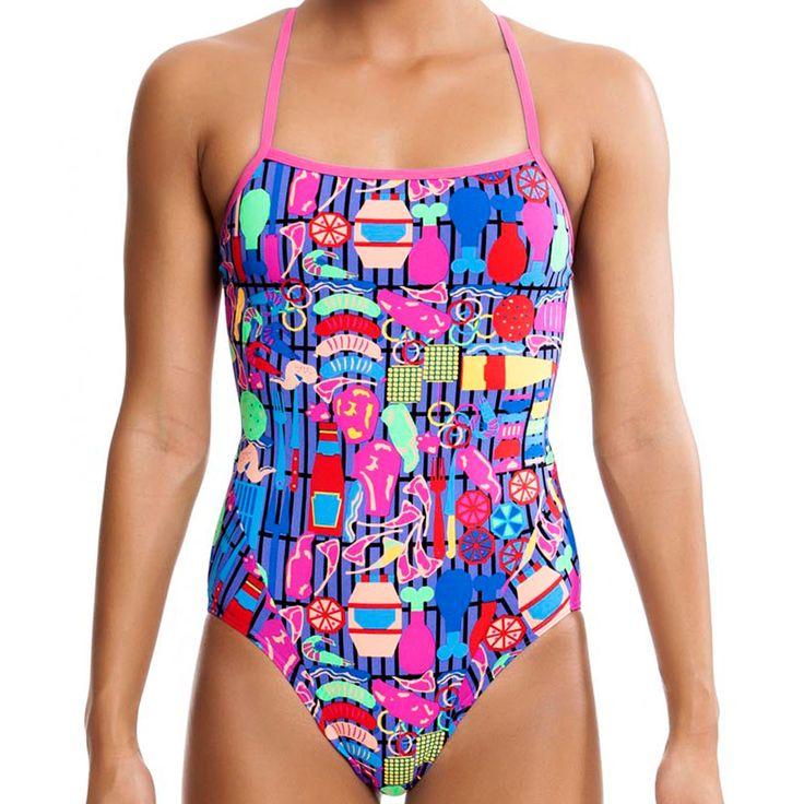 ladies costume swimwear womens