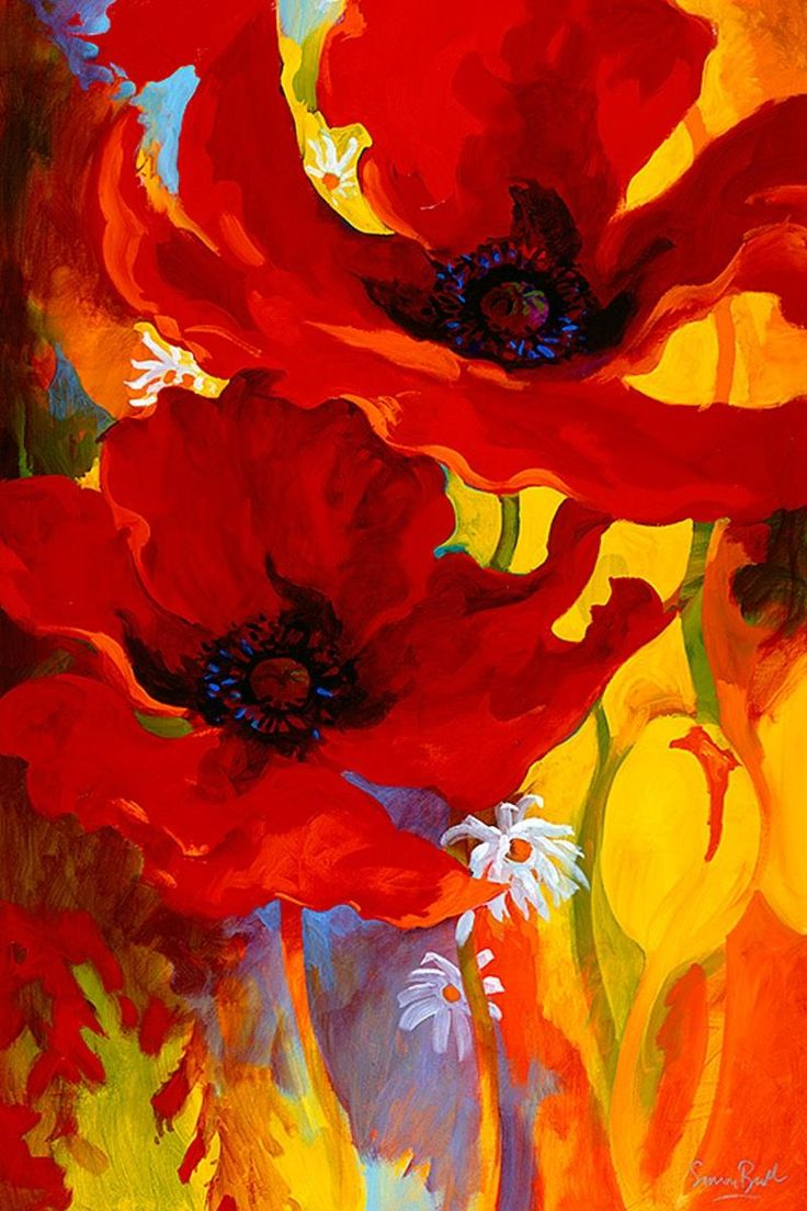 Poppies, Simon Ball