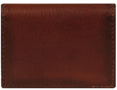 Wilsons Leather Mens Slim Leather Wallet W/ Flip-Up Id Holder