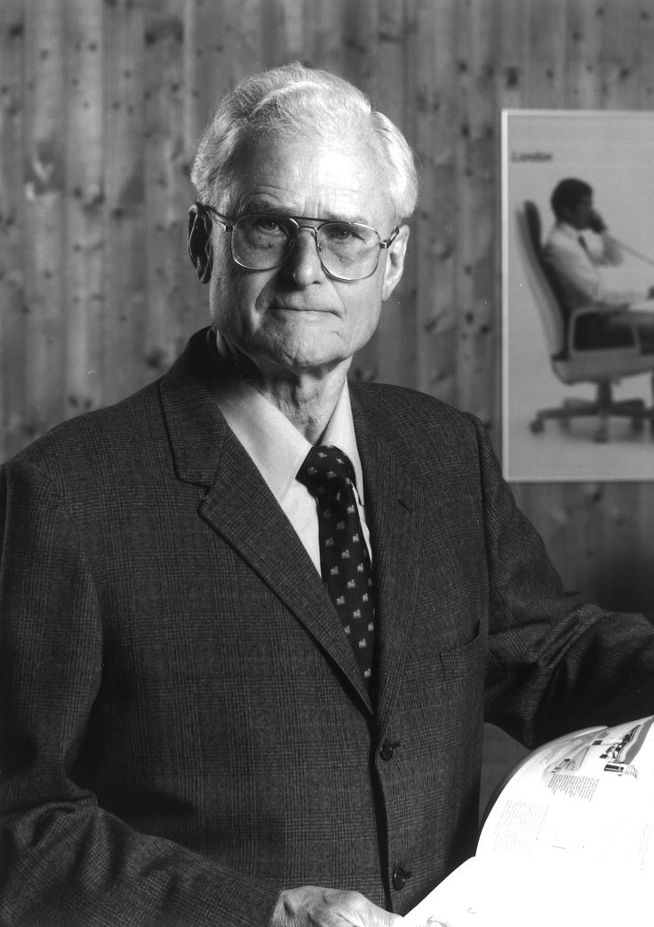 Christof Stoll (1912-2003), owner in 3rd generation