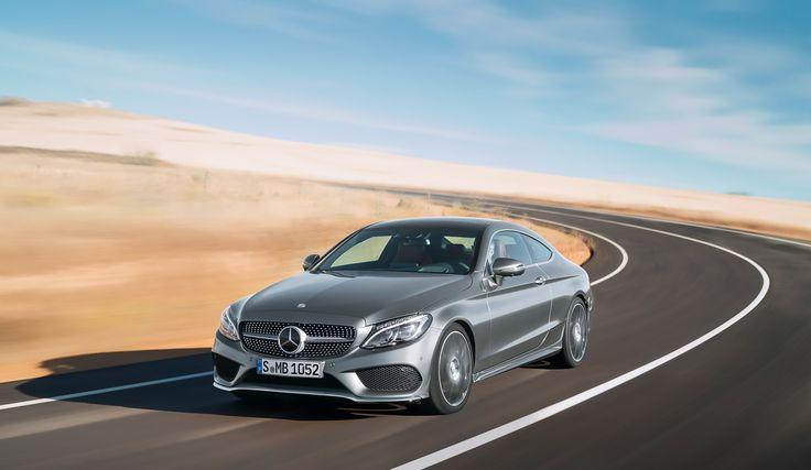 2016 Mercedes-Benz C-Class Executive Cars Background