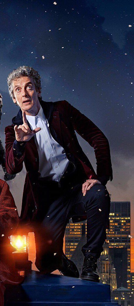 """""""I've always watched the Christmas special, from before I was the Doctor. I'd watch it with my daughter, and it became part of our Christmas Day. Little did I know I was going to be playing that role - and now I have to watch it! I'd be depriving the family of one of the cornerstones of the day if I didn't."""""""