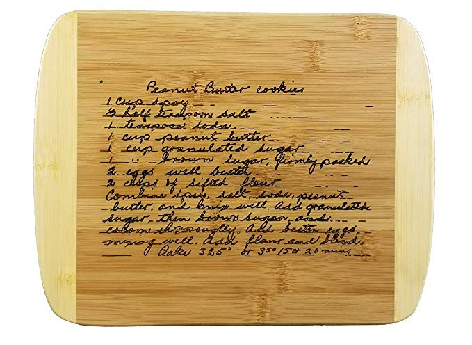 typed recipe cutting board - 679×496