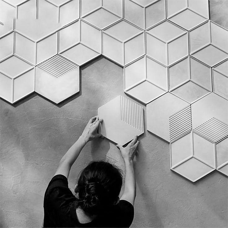 Alice Weng 3d Wall Panels Fanxing19 Twitter
