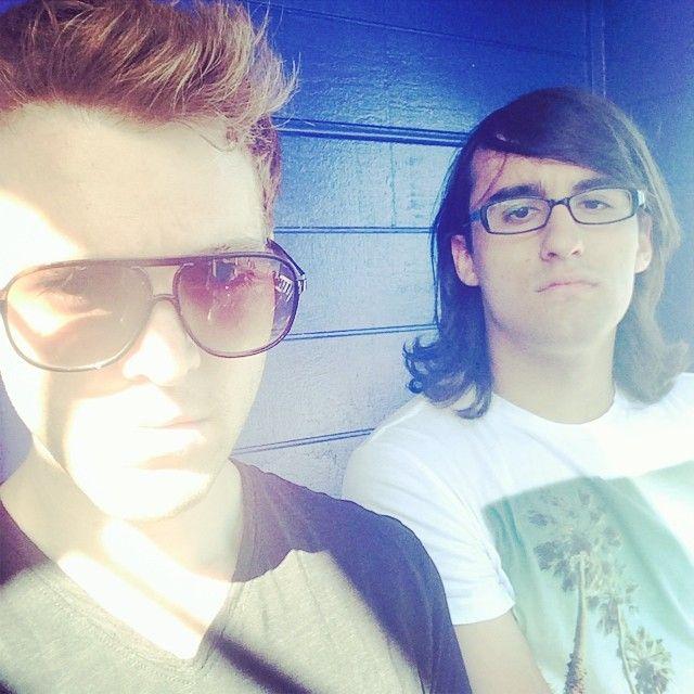 Shane Dawson And Drew Monson