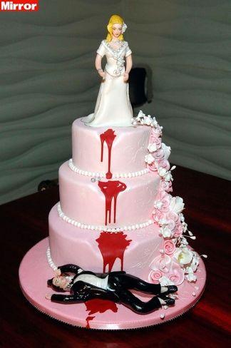 Que tal comemorar o divórcio? Veja os bolos de separação mais engraçados e criativos - Curiosidades