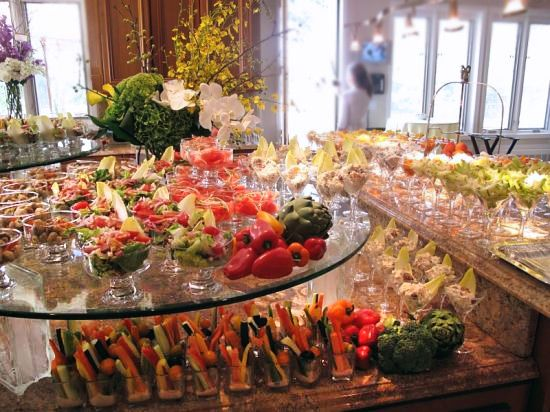 Receptions Food Displays And Prime Time On Pinterest: Yael At Culinary Kosher Shared Wonderful Pictures Of An