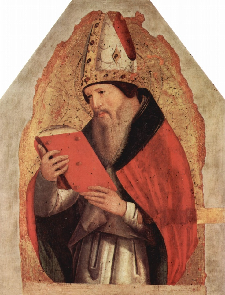 ANTONELLO DA MESSINA (1430 - 1479) | St Augustine