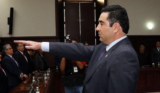 AXIOS 1: Ricardo Suro Esteves, Presidente del Poder Judicia...