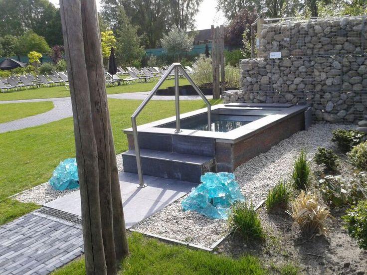 25 beste idee n over dompelbad op pinterest kleine for Mini zwembad