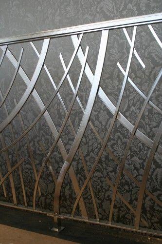Contemporary stainless steel Balustrade Kingston