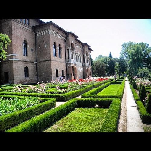 palace Mogosoaia,Bucharest!