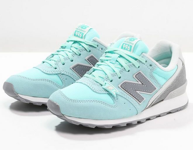 New Balance WR996 Baskets basses blue prix promo Baskets femme Zalando 100.00 €
