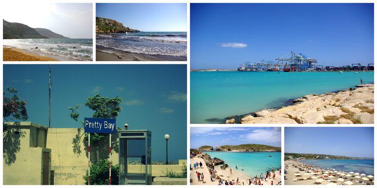 Oto 5 maltańskich plaż, które zapewnią Wam idealną opaleniznę http://dobrytrop.blogspot.com/2015/07/5-maltanskich-plaz.html