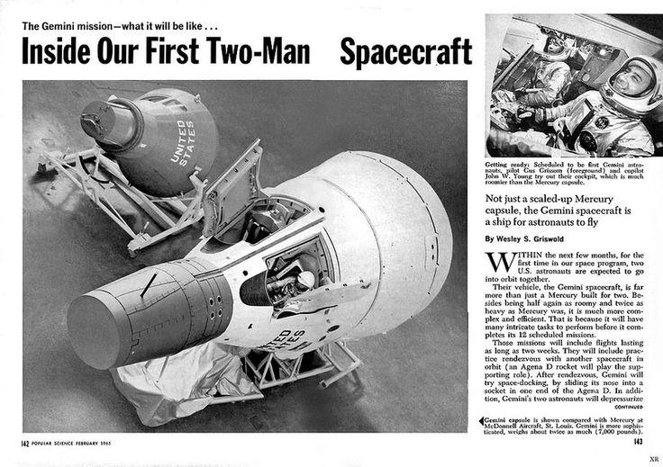 gemini space program history - photo #12