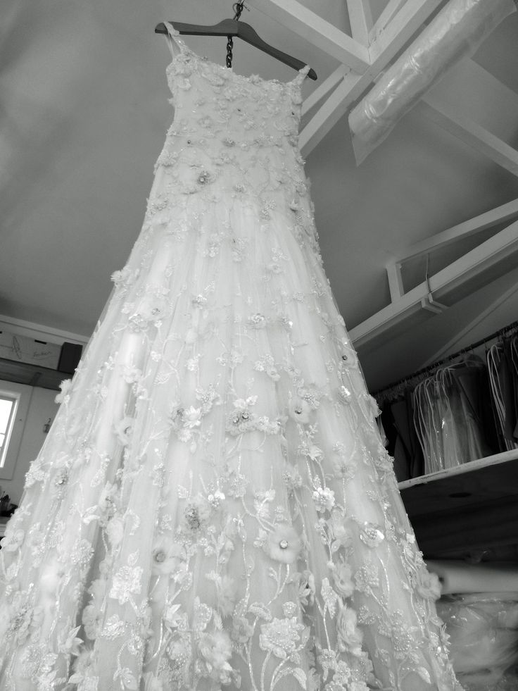 Renee's couture wedding dress features lot of exquisite hand-beading. A beautiful beaded lace dress for a summer wedding! See photos of the day here: http://www.annaschimmel.co.nz/brides/renee/ #wedding #dress #gown #couture #bride #designer #bridal