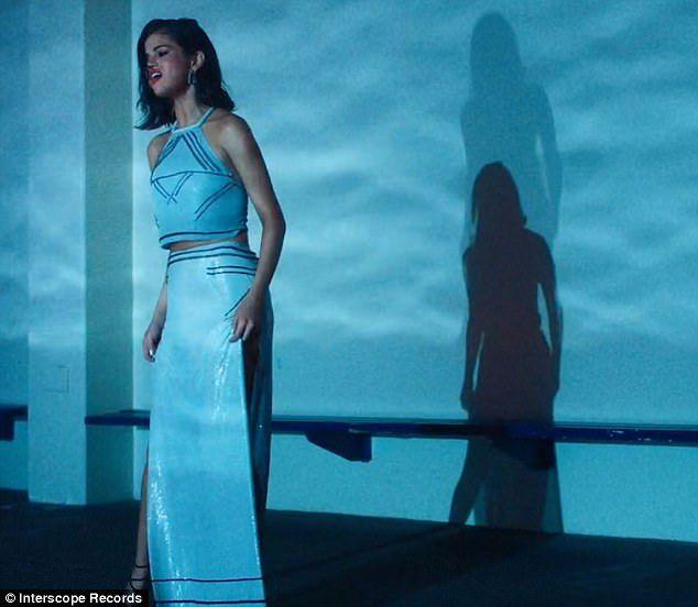 Selena Gomez hypnotizes in silk bra and wet tresses in Wolves video | Selena  gomez, Selena gomez outfits, Selena