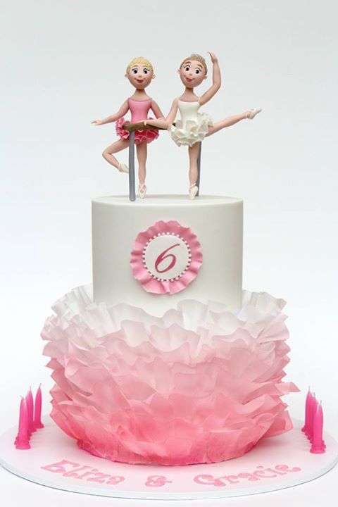 45 Best Ballet Ballerina Cake And Cupcakes Images On
